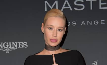 Iggy Azalea: My Album Is Delayed Because Nick Young Cheated On Me!