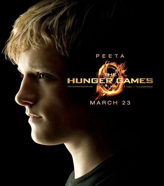 Peeta Poster