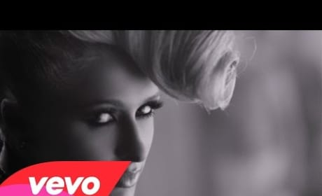 "Paris Hilton Music Video - ""High Off My Love"""