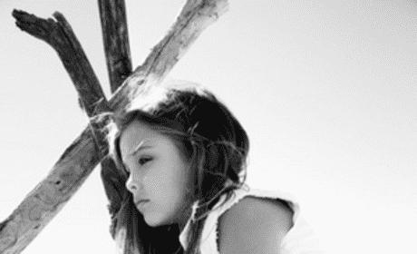 Dannielynn Birkhead Guess Photo