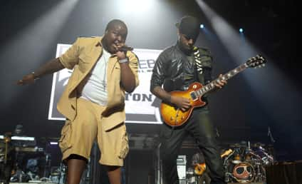 Sean Kingston Recovery Update: Out of Bed!