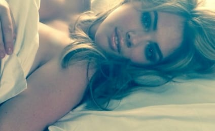 Kate Upton Poses Naked in Bed on Instagram, Threatens to Bring Down Internet