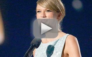 Taylor Swift Receives Milestone Award