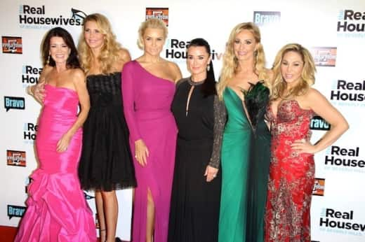 Many Real Housewives of Beverly Hills