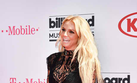 Britney Spears at the Billboard Music Awards