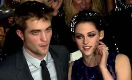 Robert Pattinson and Kristen Stewart: Friends with Benefits?!?