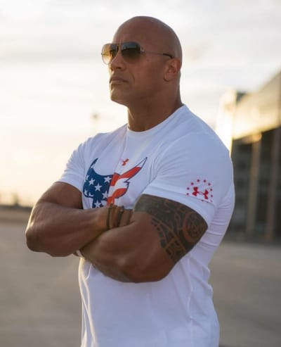 Dwayne Johnson for President?