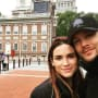Jensen Ackles and Wife