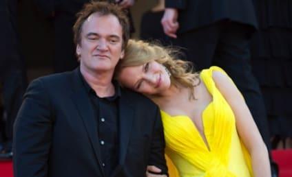 Uma Thurman and Quentin Tarantino: Hooking Up?!