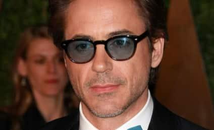 Robert Downey, Jr. to Play Iron Man Again!