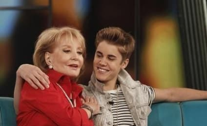 THG Caption Contest Winner: Biebs and Babs