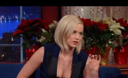 Jennifer Lawrence Takes Random Dig at Lindsay Lohan