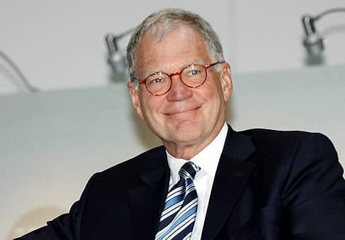 Dave Letterman Picture