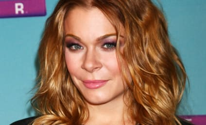 LeAnn Rimes: I Was NOT DRUNK on X Factor!