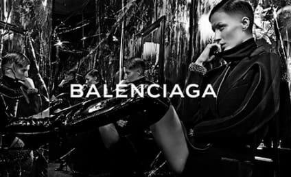 Gisele Bundchen for Balenciaga: Where's Her Hair?!?