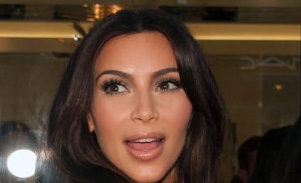 Kim Kardashian Denies Getting Six-Hour Massages: Look at My SELFIES!