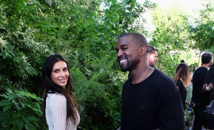 Kim Kardashian & Kanye West: Back Together, But Still Struggling, Source Says