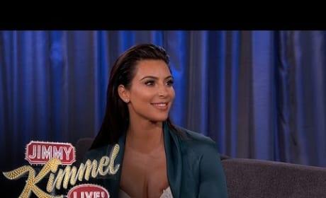 Kim Kardashian Talks Kanye Wedding Toast