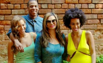 Tina Knowles: Did Beyonce's Mom Force Jay Z and Solange to Make Up?
