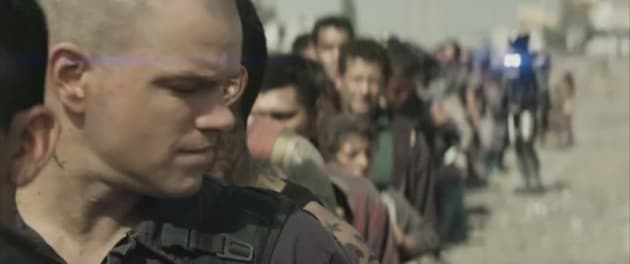 Elysium Extended Trailer: Matt Damon is Ready to Go! - The ...