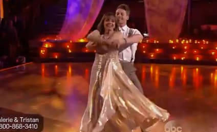 Valerie Harper: Dancing With the Stars Run Ends, Inspirational Run Continues