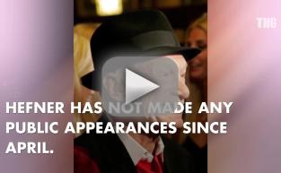 Hugh Hefner: Is He Really Sick?