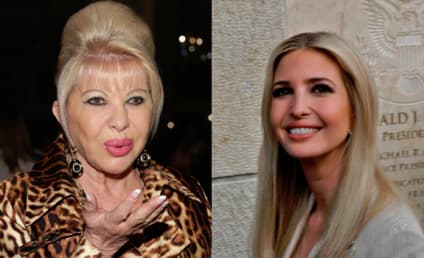 Ivanka Trump: Trolled Hard for Frosty Mother's Day Message to Ivana