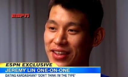 Jeremy Lin Shoots Down Kim Kardashian Dating Rumors