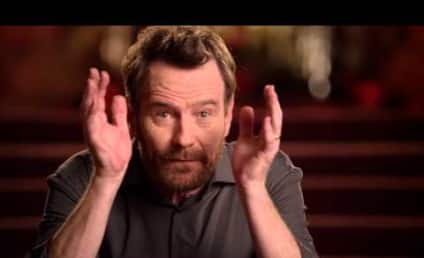 Bryan Cranston Performs One-Man Show in Promotion of MLB Postseason, Is the Greatest Person Alive