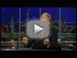 David Letterman Apology to Sarah Palin