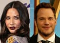 Olivia Munn Texts Anna Faris: I'm Not Dating Chris Pratt! I Swear!