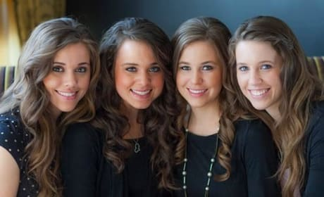 Duggar Family Members: The Official Power Rankings!