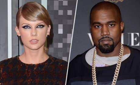 Kanye West Shades Taylor Swift in Nashville
