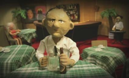 Baby Drinks Heavily, Trashes Bar in Las Palmas