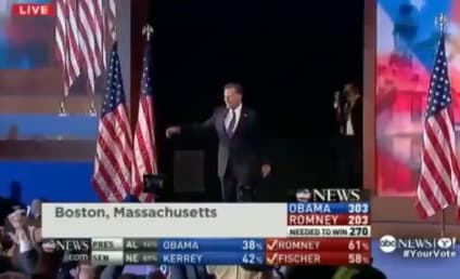 Mitt Romney Concession Speech: Congratulations, Prayers For President Obama
