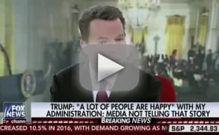 Shepard Smith to Donald Trump: You... Are... CRAZY!