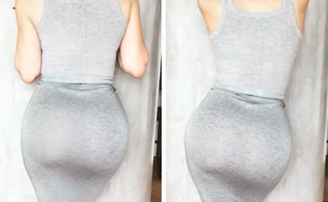 This Booty Belongs to ...