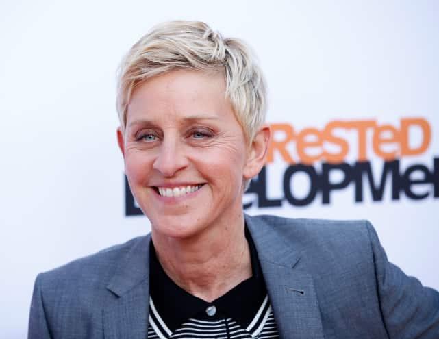 Ellen DeGeneres (#46)
