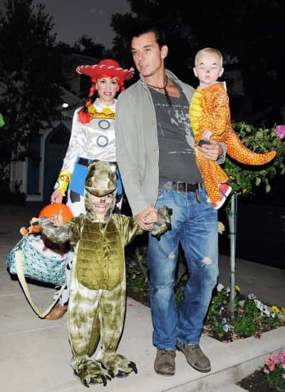Gwen and the Family