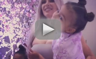 Kim Kardashian: See Her Third (Very Pink) Baby Shower!