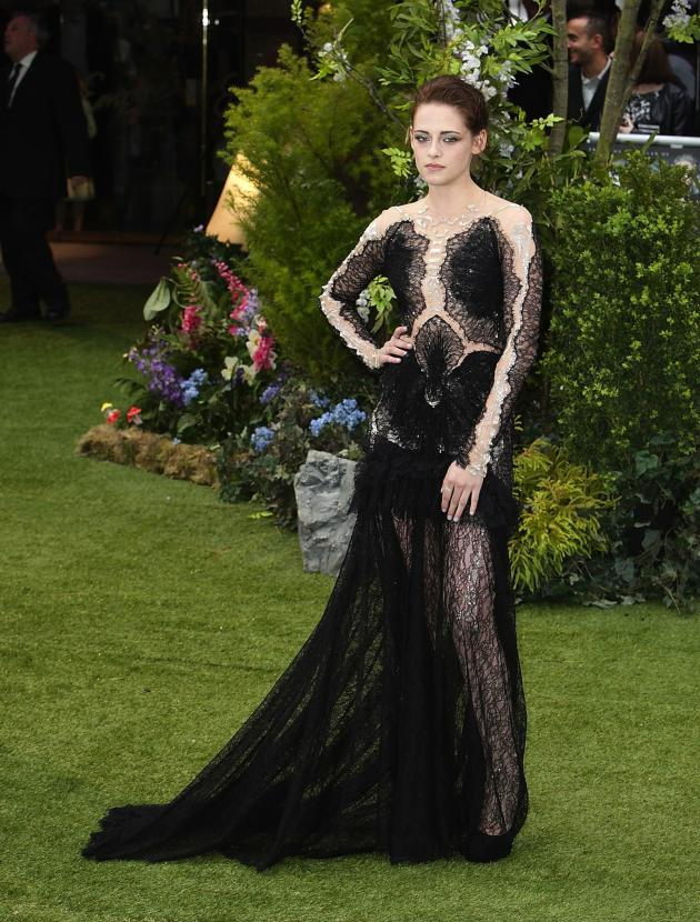 Kristen Stewart in London