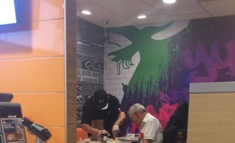 McDonald's Employee Goes Viral with Random Act of Awesome Kindness