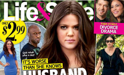 Lamar Odom Checks Into Out-Patient Program, Blows Off Drug Counselor