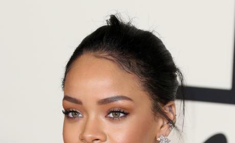 Rihanna Grammys Image