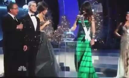 Irene Sofia Esser Quintero, Miss Venezuela, Gives Best (Worst) Answer at Miss Universe 2012