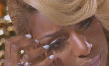 NeNe Leakes Cries