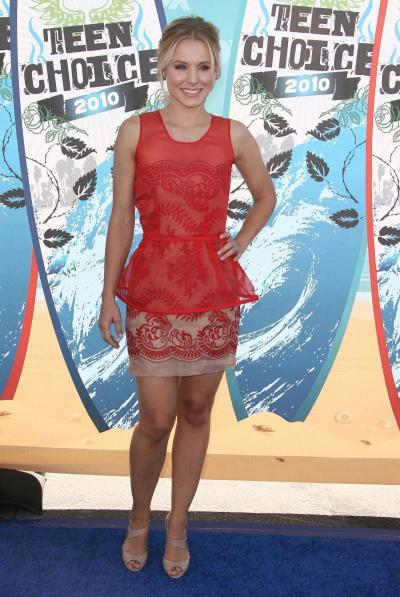 Pic of Kristen Bell