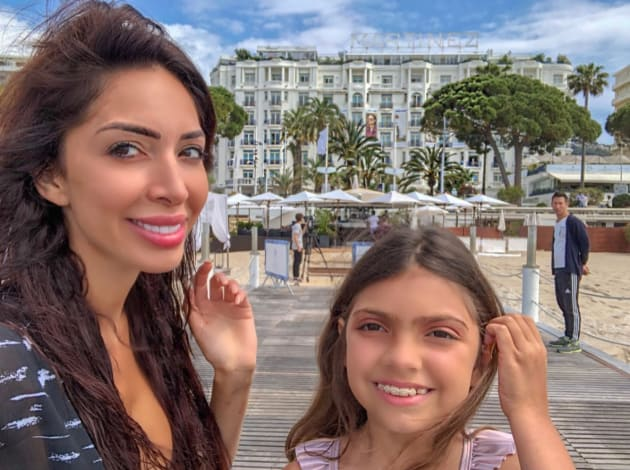 Farrah Abraham: My Daughter and I Take Nude Photos of Each