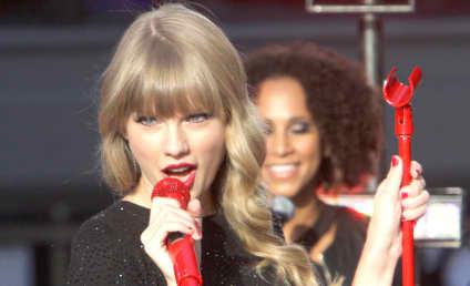 Taylor Swift Album Sales: HUGE!