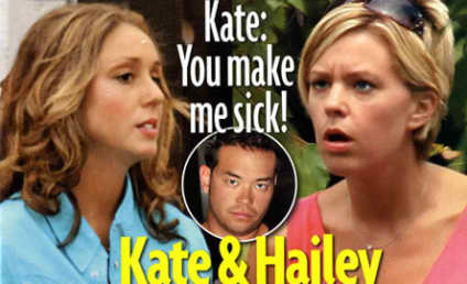 Cat Fight Alert: Hailey Glassman vs. Kate Gosselin!